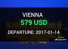 Flight from Houston to Vienna by Turkish Airlines    BOOK NOW >>>