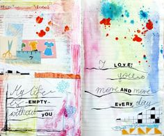 Art Journal by Ula Phelep