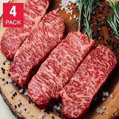 Japanese Wagyu Boneless Ribeye Roast, A5 Grade, 12 lbs| Costco Wagyu Beef, Ribeye Roast, Beef Steaks, Ny Strip Steak, Usda Prime, Center Cut, Juicy Steak, First Bite, Kitchens