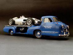 Mercedes Benz Ranntransporter
