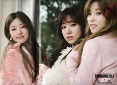 A PINK SCANS FROM 10ASIA MAGAZINE