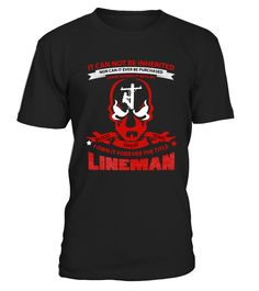 I own it the title LINEMAN  #gift #idea #shirt #image #mama #mother #family #father #uncle #sister #daddy