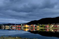 Mosjøen, Nergata. Bilde: Jørgen J. Jensen