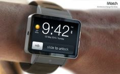 Apple working on a watch with Bluetooth. Coming soon for sale? iPhone Watch with built-in iOS 6 feature. iWatch or Smart Watch for iPhone/ iPad Apple Smartwatch, Apple Watch, Smart Watch Apple, Ipod Nano, Iphone Watch, Iphone 6, Android Watch, Android Wear, Apple Iphone
