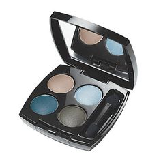 The best eyeshadow EVER!  All of the color palettes from Avon are wonderful!  See this one featured by InStyle Magazine!  Shop my site, we deliver to all 50 states!  www.youravon.com/lmarson