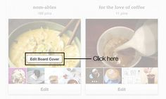 Pinterest Launched Board Covers : Now Your Pinboard Are Much More Interesting