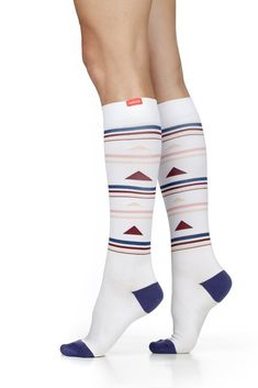 fa59c66c80 These high-functioning socks help: Energize legs Reduce swelling Alleviate  achiness and heaviness Aid