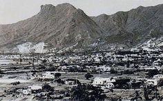 1954年的獅子山下(竹園、鑽石山、橫頭磡、九龍城一帶)