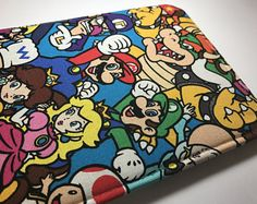 Nintendo iPad Pro 9.7 iPad Mini 3 iPad Mini 4 iPad Air 2 iPad 4 iPad Pro 9.7 iPad Mini 3 iPad Mini 4 iPad Air 2 iPad 4 by superpowerscases. Explore more products on http://superpowerscases.etsy.com
