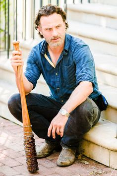 RICK why are you holding that bat !!!!!!!!!!!