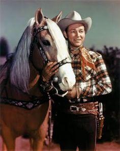 Roy Rogers ♥  Singer, actor, family man, philanthropist