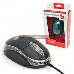 Mouse optic Little Wonder, PS2, Intex - 401166