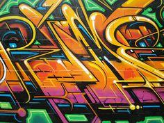 Rime MSK AWR TSL LosAngeles Graffiti Art Close-Up | Flickr - Photo Sharing!