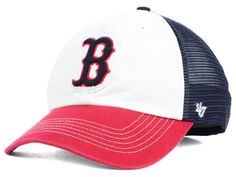 31fc12301 Boston Red Sox 47 Brand Low Crown Privateer Cap #redsox #bostonredsox # 47brand #