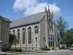 I lied...we changed the ceremony venue  from Stetson Chapel to this...First United Methodist Church, Downtown Kalamazoo!