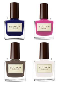 Scotch Naturals eco polish