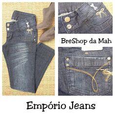 BreShop da Mah: Calça by #emporiojeans R$48 + FRETE