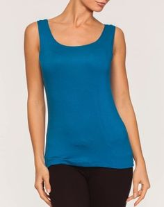 It is that time of year again. All Alison Sheri tank tops from the fall season must be priced to move. Due to the random selection of colors and lengths that are left tanks will be sold in groups of 3 at a rock bottom price. Colors and length will be random but you may order desired size. Sizes cannot be mixed and matched. 95% Rayon and 5% Spandex. Approx: Long- 72cm, Short- 59cm from shoulder to bottom hem. Colors may vary from pictures.