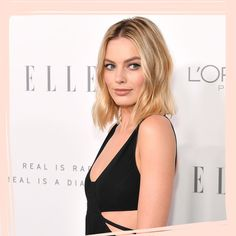 80 Bob Hairstyles To Give You All The Short Hair Inspiration - Hairstyles Trends Pixie Cut Blond, Blonde Pixie, Short Blonde, Short Wavy, Blonde Bob Haircut, Blonde Wavy Hair, Blonde Bobs, Cabelo Margot Robbie, Margot Robbie Style