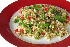 SOSCuisine: Salade de quinoa et lentilles