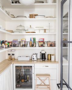 """1,208 Likes, 30 Comments - Kate Marker Interiors (@katemarkerinteriors) on Instagram: """"All I wanted for Christmas was an organized pantry from @neatmethod! I'm able to keep it """"neat"""" for…"""""""
