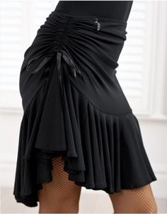 New Latin Salsa Tango Rumba Cha Cha Ballroom Dance Dress S8101 Skirt Black | eBay