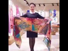 Super modi eleganti per legare una sciarpa