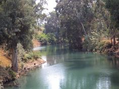 The River Jordan, Israel 2010