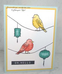 Color Me Happy, Stampin Blends, Stampin Up, susanstamps.wordpress.com
