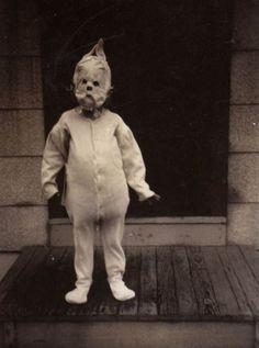 Creeptastic Halloween Costumes Circa 1875–1955