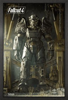 These Fallout collector prints are incredible