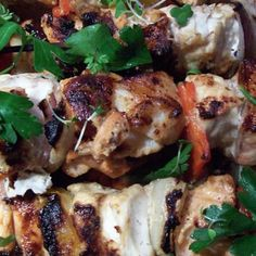 Grilled Soy and Dijon Marinated Swordfish Kebabs Recipe on Food52 recipe on Food52