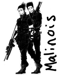 Anime army