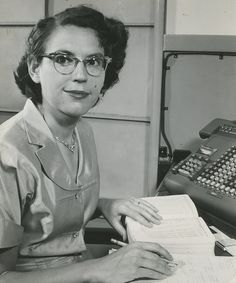 Mary Sherman Morgan (1921–2004) was a rocket scientist (!). She invented the liquid fuel Hydyne in 1957, which went on to power the U.S.'s Jupiter-C rocket.