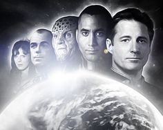 Babylon 5. Wallpaper by StalkerAE on deviantART
