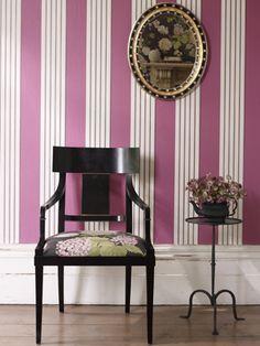 Nina Campbell's Elegant MontacuteWallpapers - Style Estate -