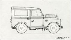 #LandRover Lander Rover, Range Rover Off Road, Land Rover Series 3, Tecno, Retro Logos, Jeep 4x4, Car Sketch, Land Rover Defender, Graphic