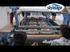 Drum Heat Press Machine by Roll Sublimation Paper