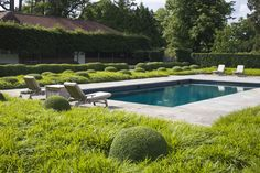 Pool by Tom Stuart-Smith-in my opinion the best garden designer....ever!