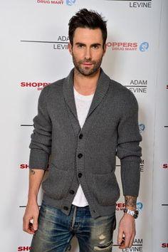 Entertainment & Fashion | Adam Levine Inks TV Deal, Donatella ...
