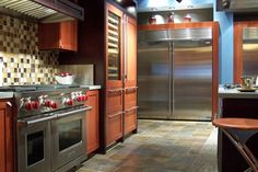 Sub zero kitchen | The Living Kitchen by Sub-Zero & Wolf featured within the Harway ...