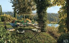 Rustic Italian Villas : Tuscany
