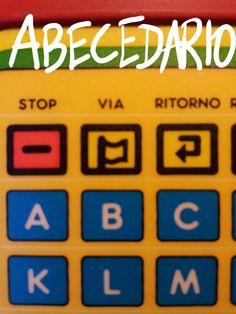 Abcedario