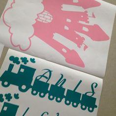 En plein dans des stickers pour enfants #stickers #deco #decals #homedecor #wallstickers #kids
