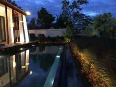 An intimate and exclusive hotel near Bangkok, Thailand