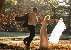 Autumn Leaves – Planning a Seasonal Fall Wedding