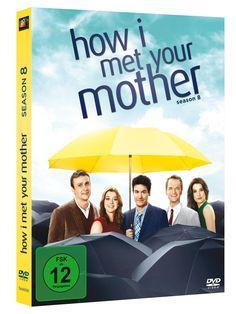How I Met Your Mother - Season 8 [3 DVDs]: Amazon.de: Alyson Hannigan, Josh Radnor, Neil Patrick Harris, Jason Segel, Cobie Smulders, Pamela Fryman, Michael J. Shea, Carter Bays, Craig Thomas: DVD & Blu-ray