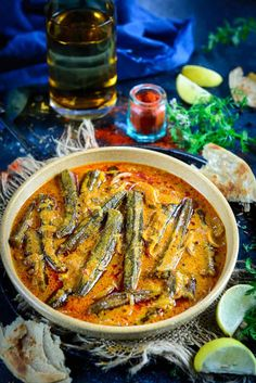 Bhindi ka Salan is a spicy and tangy dish and is crafted using jaggery and tamarind paste, which gives it a slightly sour and sweet taste. Tamarind Recipes, Curry Recipes, Spicy Dishes, Veg Dishes, Vegetarian Cooking, Vegetarian Recipes, Cooking Recipes, Vegetable Recipes, Indian Veg Recipes