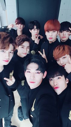 Up10tion❤ I hope neitzens can let go of their accusations of Wooshin soon