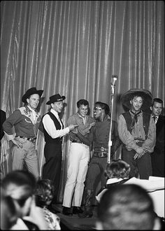 Share Inc. Benefit,1950's.Kirk Douglas,Frank Sinatra,Tony Curtis,Sammy Davis Jr. and Robert Mitchum.